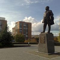 Памятник Д.И.Козлову