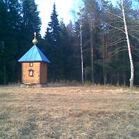 часовня в деревне Антушово