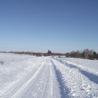 Ровны зимой.