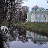 Бывший ров Шуйского кремля.
