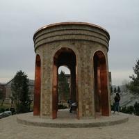 Ротонда в парке Ангелов
