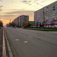 улица Псковская