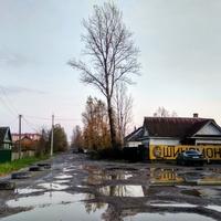 улица в Новгороде