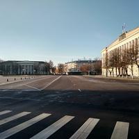 площадь Победы - софийская