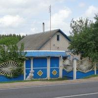 деревня Червино