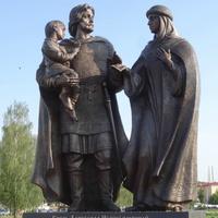 Александр Невский и его семья