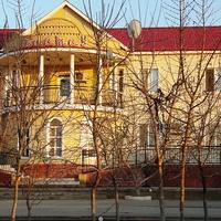"Индерборский. Гостиница ""Бастау"""