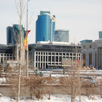 Астана (Нур-Султан).