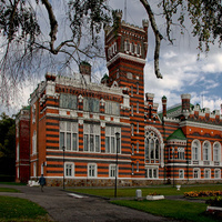 Южный фасад дворца Шереметевых