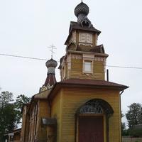 церковь Свято Кресто-Воздвиженская