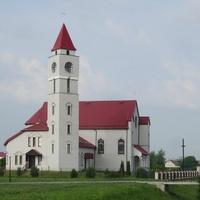 Костел Св апостолов Петра и Павла