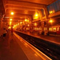 Лондон. Ст.метро