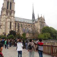 Париж. Нотр-Да́м-де-Пари́