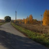 Дорога от ж/д станции Слёмы
