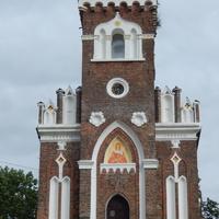 Храм Св.Варвары (вид со стороны фасада).