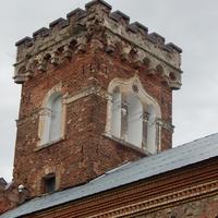 Башня храма Св.Варвары.