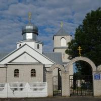 Церковь #Св_Николая Чудотворца