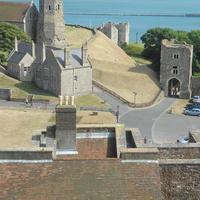 Замок Дувр  Dover Castle