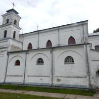 Костел Св.Анны (вид сбоку).