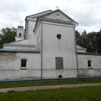 Костел Св.Анны (вид со стороны апсиды).