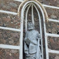 Скульптура Св. Апостола Павла (по римскому обычаю был обезглавлен мечом).