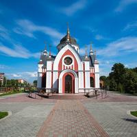 Католический храм святого Иоанна Златоуста Новокузнецк