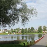 дорога к истоку реки Березина
