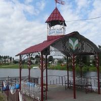 Исток реки Березина