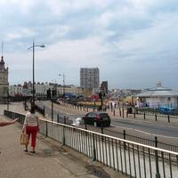 Вид на Маргит с его знаменитой башней с часами