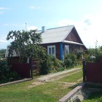 Дом, в котором жила мать поэтессы Евгении Янищиц.