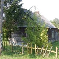 Старый сельский дом.