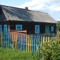 Сельский дом.