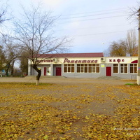 Кафе и магазин в центре