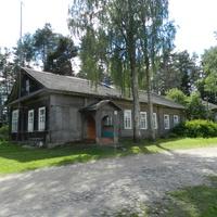 Деревня Ерёмино, Пестовского района,Новгородской области. Бывшая больница.