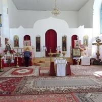 церковь Св.Варвары - интерьер