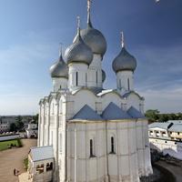 Ростов Великий. Покровский собор.