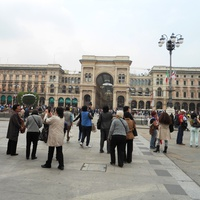 Соборная площадь (Piazza del Duomo)