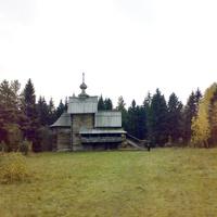 Церковь Вознесения Господня в музее деревянного зодчества в Василево