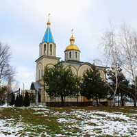 Храм Святителя Николая Чудотворца.