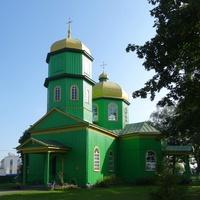 Церковь Св_Троицы Живоначальной