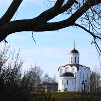 Церковь Михаила Тверского. Остров памяти.