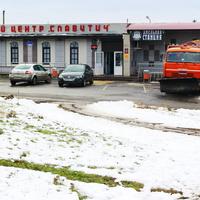 """Торговый центр """"Славутич""""."""