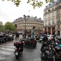 Отель du Louvre