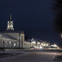 Улица Малахия Белова. Шуя.