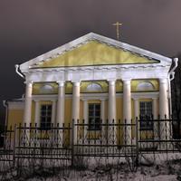 Шуя. Никольская церковь.