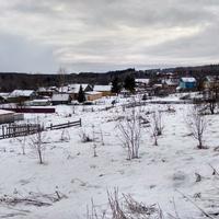 панорама д. Медведево