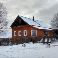 дом в д. Медведево