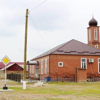 Мечеть имени Сайд Магомеда Хаджи Кадырова.