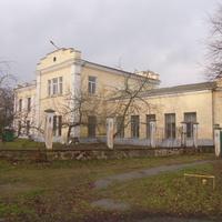 Помещение Стеблёвской ГЭС.