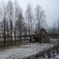 Кириши. Мемориал «Эхо войны»